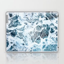 Ocean Mandala - My Wild Heart Laptop & iPad Skin