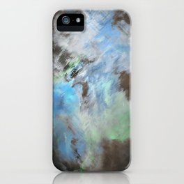 Beyond the Storm iPhone Case
