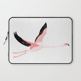 Flying flamingo Laptop Sleeve
