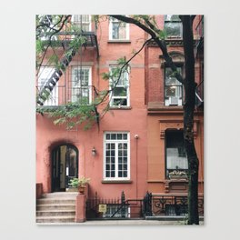 Summertime Color / New York City Canvas Print