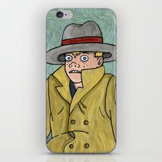 Vincent Adultman iPhone & iPod Skin