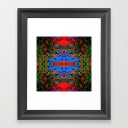 ENLUMINURES Framed Art Print