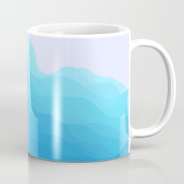 Icy Abyss Coffee Mug