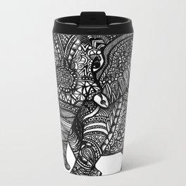 Never Forget Metal Travel Mug