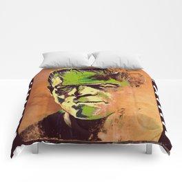 FIlm Strip Frankie Comforters