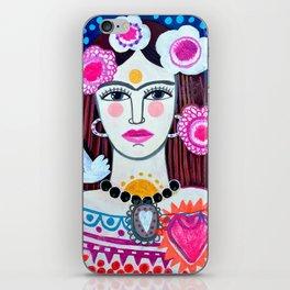 Beautiful Frida iPhone Skin