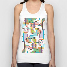 Reflections 3 Unisex Tank Top