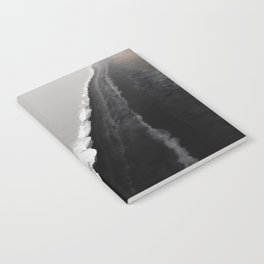 BLACK SAND BEACH Notebook