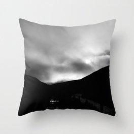 Exmoor Throw Pillow