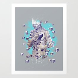 Create Yourself Art Print