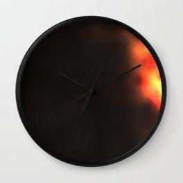 Explosive Final Wall Clock