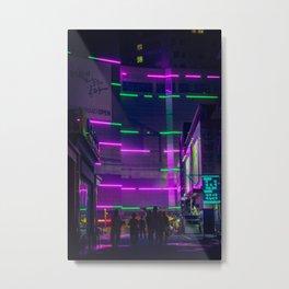 Dongdaemun District4 Metal Print