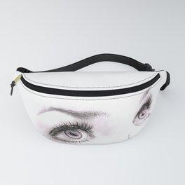 Eyes Fanny Pack