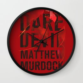 Daredevil - Matt Murdock Wall Clock