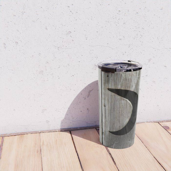 Outhouse Moon Travel Mug