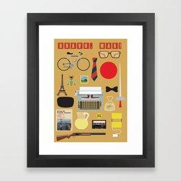 Bravo, Max! Poster Framed Art Print