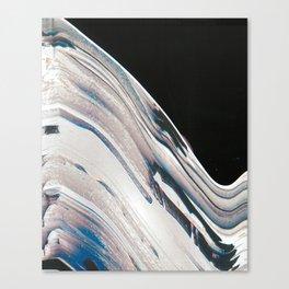 Space Time Blur Canvas Print