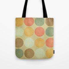 Autumn Circles  Tote Bag