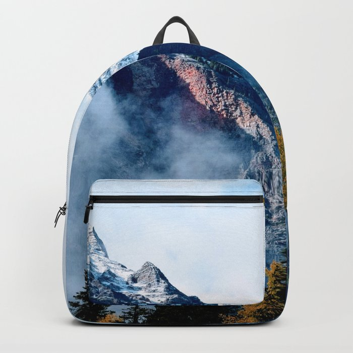 Mount Backpack