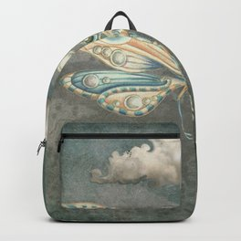 Dragonfly of the moon Backpack
