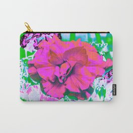BEGONIA PINK Carry-All Pouch