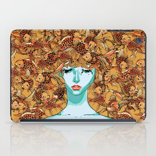 Head up, love iPad Case