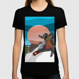 Road tripping T-shirt