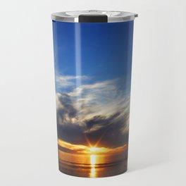 Center Sun Travel Mug