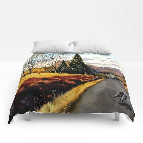 The Country Road Comforters