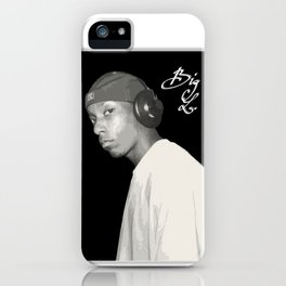 BIG L / Put It On iPhone Case