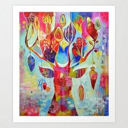 Abundance Art Print