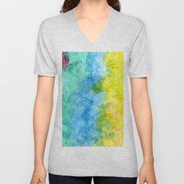 Smoky colors Unisex V-Neck
