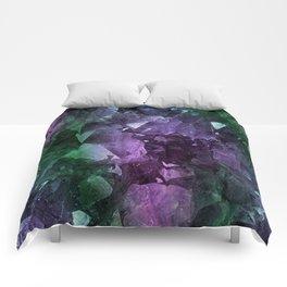 Crystal Geode Comforters