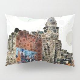 Downtown Cleveland Pillow Sham