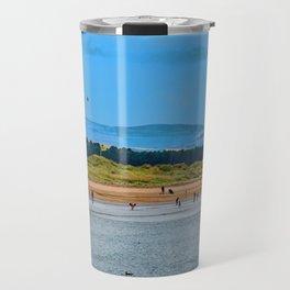 St Andrews Beach Travel Mug