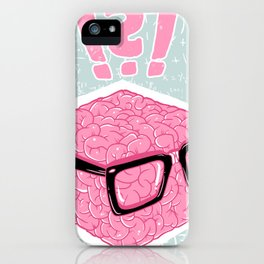 Brainbox iPhone Case