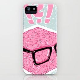 Brainbox iPhone Case