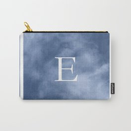 E in the clouds Carry-All Pouch
