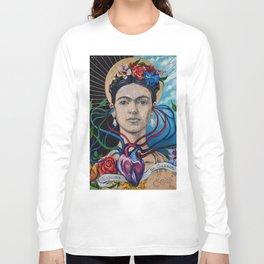 Listen to your heart Long Sleeve T-shirt