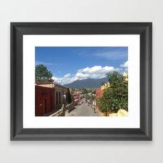 Oaxaca Framed Art Print