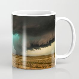 Jewel of the Plains - Storm in Texas Coffee Mug