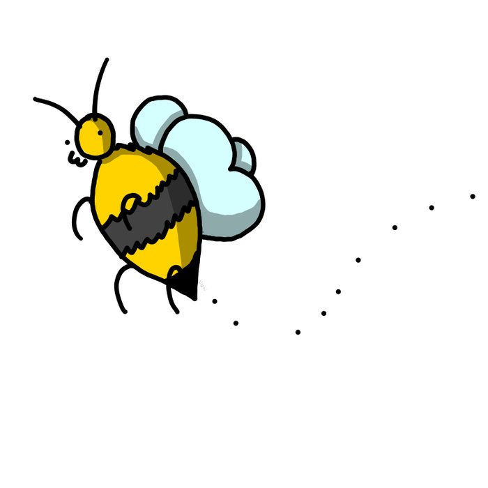 Buzzy Bee   Veronica Nagorny Comforters