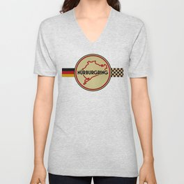 Nürburgring, the Green Hell Unisex V-Neck