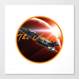 The Voyagers Canvas Print