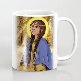 St Kateri Tekakwitha Coffee Mug