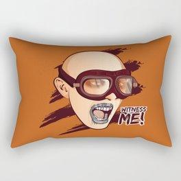 Witness Me Rectangular Pillow