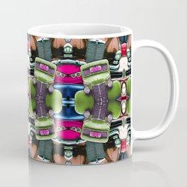 Abstract Auto Artwork Two Coffee Mug