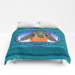 Island Girl Comforters