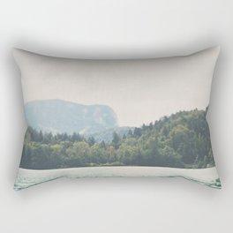 into the wilderness she went ... Rectangular Pillow