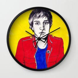 Ask me Anything Wall Clock
